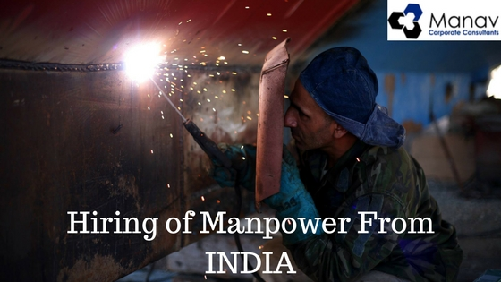 Hiring of Welder fitters fabricators labor from India
